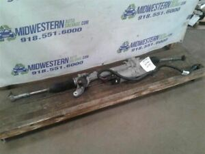 Steering Gear/Rack Power Rack And Pinion Fits 16 RANGE ROVER SPORT 8550766