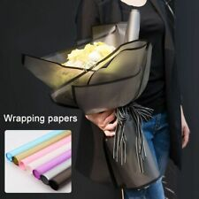 Flower Packaging Paper Frosted Florist Supplies Handmade Material Bouquet Pack
