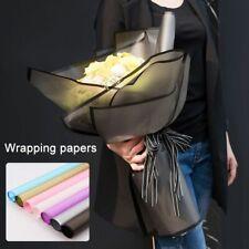Flower Packaging Paper Frosted Florist Supplies Handmade Material Bouquet Pack