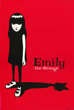 LOT OF 2 POSTERS : EMILY THE STRANGE - FREE SHIPPING !    #ST3088    RC51 T
