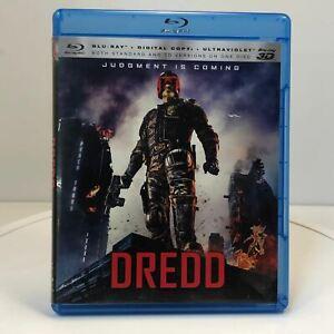 Used - Dredd - Blu-ray