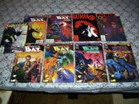 Batman Shadow of the Bat Lot +Extras NM 9 Comics LOOK