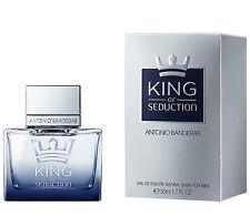 KING OF SEDUCTION de ANTONIO BANDERAS - Colonia / Perfume 50 mL - Hombre / Man