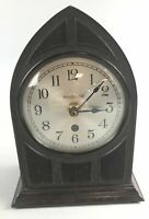 Vintage Hammomd Shelf Clock (FOR PARTS) - 2661