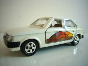 Hot Wheels Polistil: Talbot Horizon, 1980s, 1:43 scale, excellent, made in Italy