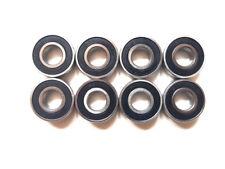 Scrub kuggellager para mountainboard 12mm compatible con todos los fabricantes de 1set = 8 inventario