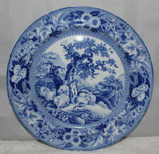 Tableware British Unmarked Date-Lined Ceramics (Pre-c.1840)