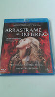 "BLU-RAY ""ARRASTRAME AL INFIERNO"" COMO NUEVO BLURAY SAM REIMI JUSTIN LONG"