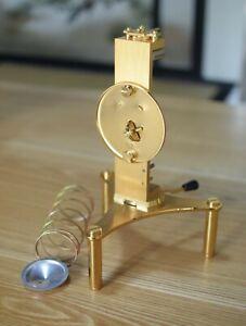 Jaeger LeCoultre Atmos Clock 540 Regulator & Lower Bridge Parts