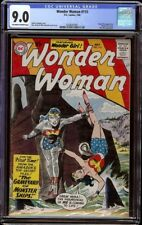 Wonder Woman # 115 CGC 9.0 OW/W (DC, 1960) HTF in grade 10-cent issue