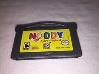 Noddy: A Day in Toyland (Nintendo Game Boy Advance, 2006) GBA Game Excellent!