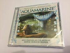 AQUAMARINE (Hirschfelder) OOP La-La Land Ltd Soundtrack Score OST CD SEALED