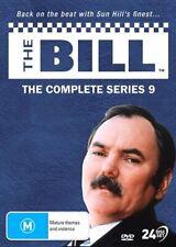 The Bill Series 9 - DVD Region 4