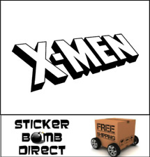 X-Men Decal Sticker Marvel Comics DC JDM XMEN Movies Wolverine Magneto Storm