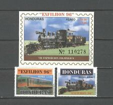 Eisenbahn, Railways - Honduras - ** MNH 1996