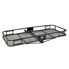 Pro Series 63153 Rambler Cargo Carrier Basket for 2 Inch Trailer Mounted Hitch