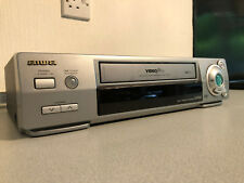 AIWA GX900 VCR VIDEO VHS PLAYER RECORDER TESTED WORKING CASSETTE RETRO