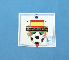 World Cup USA 94 Soccer Spain Flag Peter & David Pin