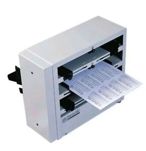 Martin Yale BCS412 12up Business Card Slitter - Score and Perforate