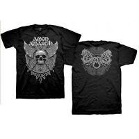 AMON AMARTH - Grey Skull T-Shirt