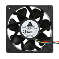 6000 RPM Cooling Fan Replacement 4-pin Connector For Antminer Bitmain S7 S9
