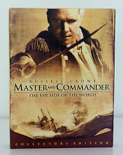 Master and Commander - The Far Side of the World (2-Disc Set) DVD, Region 1