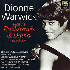 I Say a Little Prayer: The Bacharach & David Songbook by Dionne Warwick (CD, Sep