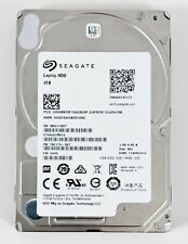 "Seagate Momentus ST4000LM016 4 TB 5400RPM 2.5"" SATA HDD 15mm good for Tivo Bolt"