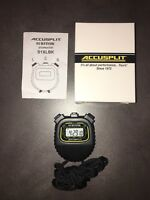 Accusplit Survivor Stopwatch S1XLBK-xBX Brand New