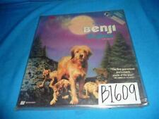 A Joe Camp Film Disney's Benji the Hunted Laser Disc