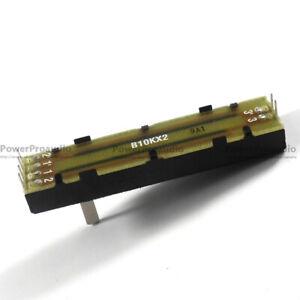 1Pc Original B10KX2 Fader for Numark CROSSFADER VRS10304518
