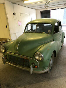MORRIS MINOR MM SPLIT SCREEN 1952 *NO RESERVE*