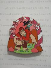 ARTIST PROOF Disney Wreck It RALPH VANELLOPE In Sugar Rush Forest Jeweled Pin AP