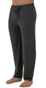 Fruit of the Loom Men's Breathable Mesh Knit Sleep Pant Size 2XL Charcoal NEW