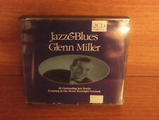 Glenn Miller : Jazz & Blues : 2 CD Set : 36 Outstanding Jazz Tracks