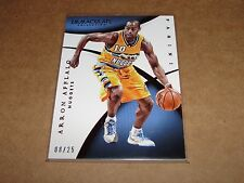2014-15 Panini Immaculate ARRON AFFLALO #65 Red Foil SP/25 Nuggets Knicks UCLA
