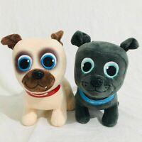 7'' Puppy Dog Pals Pet Bingo Rolly Stuffed Animal Plush Doll Kids Xmas Gift Toy