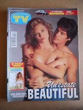 TV Sorrisi e Canzoni n°28 1995 Beautiful Ron Moss Inserto giochi Parietti [G586]