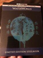 Waterworld 4K Steelbook (4k UHD + Blu-ray + Digital Copy) Sold Out! RARE OOP NEW