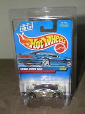 1998 Hot Wheels Avus Quattro Silver Chrome #1096