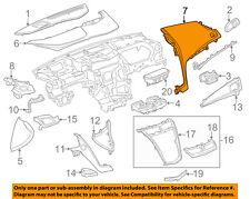 Cadillac GM OEM 14-15 CTS Instrument Panel Dash-Upper Trim Right 22981038