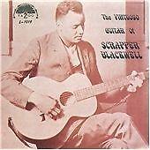 Scrapper Blackwell - Virtuoso Guitar 1925-1934 (1991)