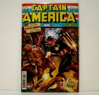 Captain America Anniversary Tribute Mark Brooks Variant Marvel Comics
