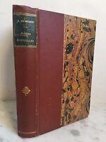 Alfred de Musset Poésies nouvelles 1836-1852 Charpentier 1903