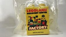 LEGOLAND FACTORY Discovery Center - BRICK yellow - In original packaging