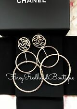 CHANEL Earrings - 17C Cuba - BNWT!