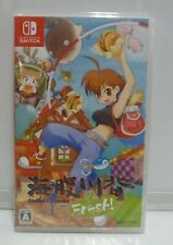UMIHARA KAWASE FRESH  NINTENDO SWITCH - NEW SEALED PAL REGION FREE
