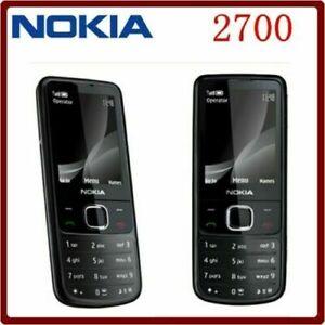 Nokia Classic 2700 - Gray (Unlocked) GSM 2MP FM Mp3 Cellular Phone