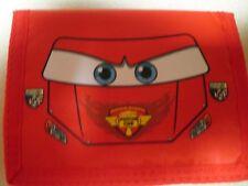 Disney Cars Tri Fold Wallet Brand New