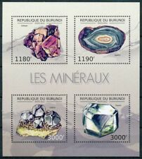 [32381] SUP||**/Mnh || <b>Cote</b> : 19.00eur || - BURUNDI 2012 - Les minéraux